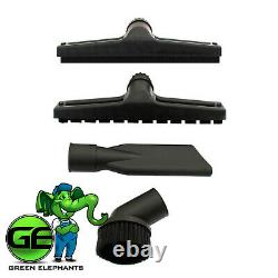 3000w 80L Gutter Commercial Vacs + 5M Universal Hose Flexible Pipe 38mm