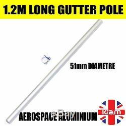 40ft 12m Pole Kit Kiam Gutter Cleaning System KV80 Wet & Dry Vacuum Cleaner