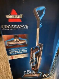 BISSELL Crosswave Wet & Dry Vacuum Cleaner Brand New In Box