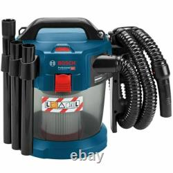 BOSCH GAS 18 V-10 L 18v, Vacuum, Body Only