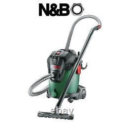 BOSCH GREEN ADVANCED VAC 20 240v Dust extractor