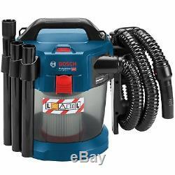 Bosch 18v Cordless Wet & Dry Vacuum GAS 18V-10 L bare unit 06019C6300