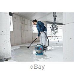 Bosch 18v Cordless Wet & Dry Vacuum Hoover BARE UNIT 06019C6300 GAS 18V-10 L
