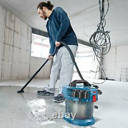 Bosch GAS 18 V-10 L 18v Cordless Wet and Dry Vacuum Cleaner No Batteries