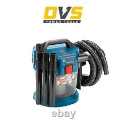 Bosch GAS 18V-10L Cordless 18v Li-ion Dust Extractor Body Only