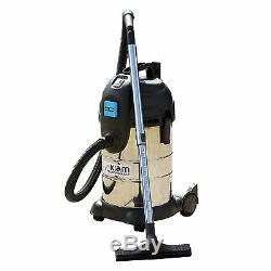 Carpet Extractor Upholstery Cleaner Pro Valet & Wet Dry Vacuum Pack KV30PT