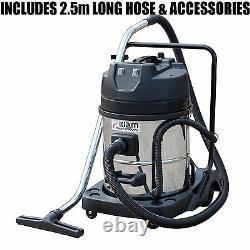 Carpet Upholstery Cleaner Pro Valet & Wet Dry Vacuum KV60-2 & Detergent PACK