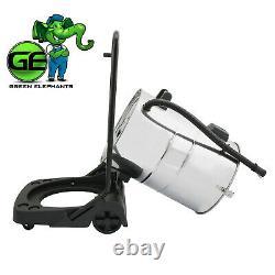 Commercial Wet & Dry Vacs Gutter Cleaning Machine (12M-40FT) Pole. 1 X10M Hose