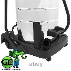 Commercial Wet & Dry Vacs Gutter Cleaning Machine (12M-40FT) Pole. 10M Hose