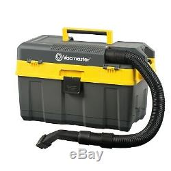 Cordless Wet and Dry Vacuum Cleaner Commercial 20v Max Toolbox Vac with Blower