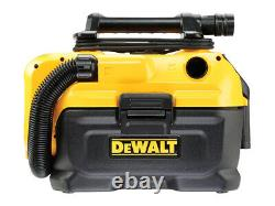 DEWALT DCV584L FlexVolt XR Vacuum 18/54V Bare Unit DEWDCV584L