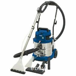 DRAPER 75442 20L 3 in 1 Wet and Dry Shampoo/Vacuum Cleaner (1500W)