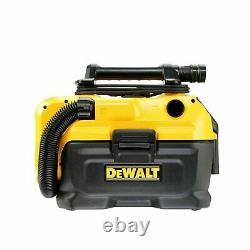 DeWALT 18V-54V Li-ion/DC Wet Dry Vacuum Skin Only USA BRAND