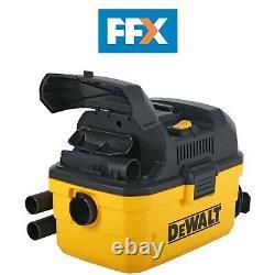 DeWalt 08001 240V Wet and Dry Vacuum Cleaner