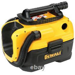 DeWalt DCV584L 14.4-18V 54V Cordless/Corded Flexvolt Wet/Dry Vacuum Body Only