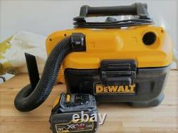 DeWalt DCV584L 54V/18V XR FLEXVOLT Cordless/Corded Wet and Dry Vacuum