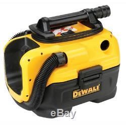 DeWalt DCV584L 54v / 18v XR FlexVolt Wet & Dry Vacuum Bare Unit