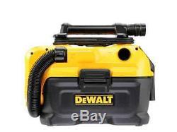 DeWalt DCV584L-GB 18V XR Flexvolt L-Class Vacuum Bare Unit Flex Volt Flexvolt