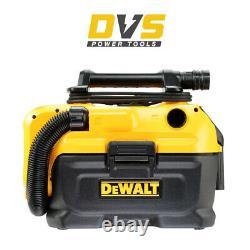 DeWalt DCV584L-GB Cordless 18V&54V Flexvolt XR L-Class Wet&Dry Vacuum Body Only