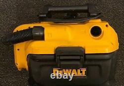 Dewalt DCV584L 18V/54V Cordless/Corded FLEXVOLT XR Wet/Dry Vacuum