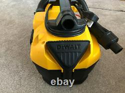 Dewalt DCV584L 18V / 54V Cordless & Corded FLEXVOLT XR Wet & Dry Vacuum