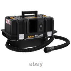 Dewalt DCV586MN 54V Brushless FLexvolt M-Class Dust Extractor Wet & Dry Vacuum