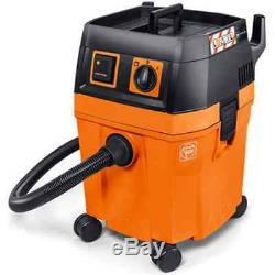 FEIN Dustex 35L Wet & Dry Dust Extractor 110v Vacuum Cleaner M Class Filter