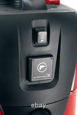 Flex VC 21 L MC Safety Suction Wet Dry UK machine UK plug