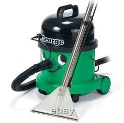 George Carpet Cleaner Vacuum GVE370 Numatic 3 in 1 Vacuum Dry & Wet Use