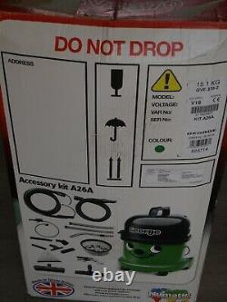 George Carpet Cleaner Vacuum GVE370 Numatic 3 in 1 Vacuum Dry & Wet Use NEW