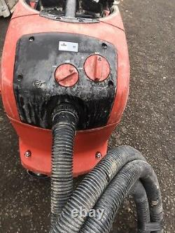 HILTI VC 40-UM 110v UNIVERSAL INDUSTRIAL WET & DRY VACUUM/DUST EXTRACTOR GWO
