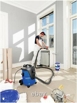 Heavy Duty Wet and Dry Vacuum Cleaner for Water Fluids Solids Waste Industry Vac