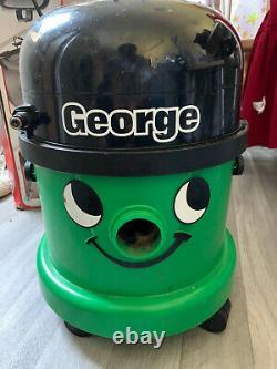 Henry George Wet and Dry Vacuum, 15 Litre, 1060 Watt, Green