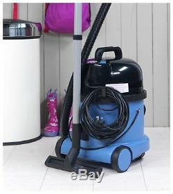 Henry HWD 370 15L Wet & Dry Cylinder Vacuum Cleaner