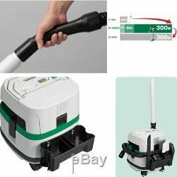 Hikoki Cordless Rp3608da 36v Multi Volt Brushless Wet And Dry Vacuum (body Only)