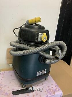 Hitachi QB35E Industrial Power tool Wet/Dry vacuum cleaner, 110V Dust Extraction