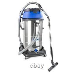 Hyundai HYV10030 3000w 3-In-1 Industrial Wet & Dry Vacuum Cleaner 240v