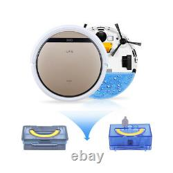 ILIFE V5s Pro Intelligent Robot Vacuum Cleaner with 1000PA Suction Dry and Wet
