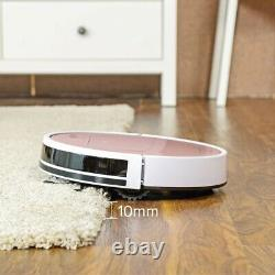ILIFE V7s Plus Robot Vacuum Cleaner Sweep and Wet Mopping For Hard Floors&Carpet