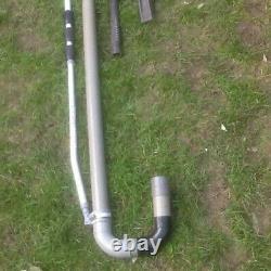 Industrial wet /dry gutter leaf vacuum 110v Pullman Ermator
