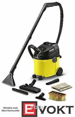 Karcher Vacuum Cleaner SE 5.100 Wet & Dry Carpet & Upholstery Cleaner NEW 220V