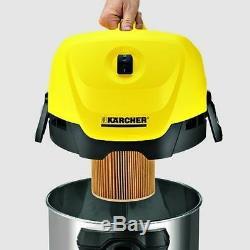 Karcher WD3 Premium Wet Dry Vacuum Cleaner 1400 Watt 1.629-849.0