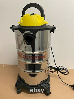 Kilrush Industrial Wet & Dry Vacuum, 2200w