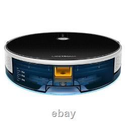 LIECTROUX C30B Robot Map Navigated Vacuum Cleaner, WiFi App, Suction Smart 4000Pa