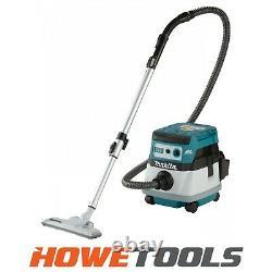 MAKITA DVC865LZX3 Twin 18v Wet & dry vacuum
