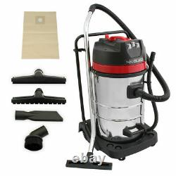 MAXBLAST Industrial 3000W Wet and Dry Vacuum Cleaner