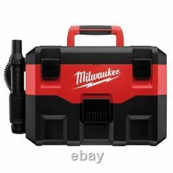 MILWAUKEE M18VC2-0 M18 Cordless Wet/Dry Vacuum Body