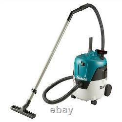 Makita VC2000L 240v L-Class Wet & Dry Vacuum Cleaner Hoover Dust Extractor 20L