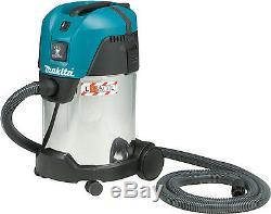 Makita VC3011L 110v Vacuum 28L Wet Dry Dust Extractor