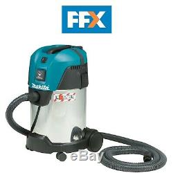 Makita VC3011L 240v Vacuum Cleaner 28L Wet and Dry Dust Extractor